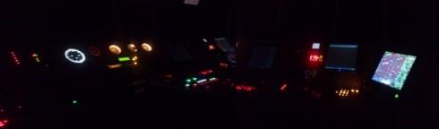 Abbildung 5  Brückenpanorama in der Nacht, Foto: Stefanie Hatzky