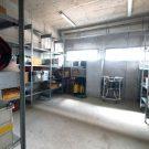 Neben der Haupthalle befinden sich mehrere Lagerräume für wissenschaftliche Ausrüstung / Next to the main hall several storage rooms for scientific equipment are to be found.  Photo: Björn Fiedler/GEOMAR