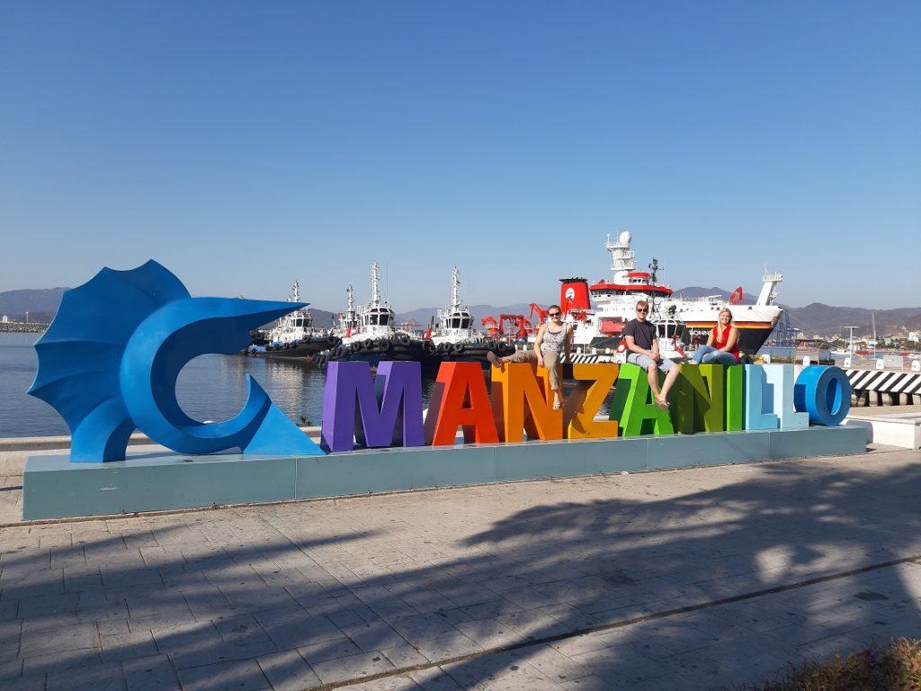 Expedition SO268 startet in Manzanillo, Mexico. Photo: Julia Otte/MPI Bremen