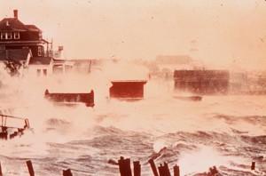 Hurricane Carol, 1954 (NOAA)