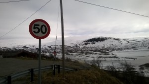 Dear Norwegians, we want to drive faster than 50..