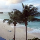 The morning after our arrival in Bridgetown, Barbados. / Der Morgen nach unserer Ankunft in Bridgetown, Barbados. (© M. Klischies)