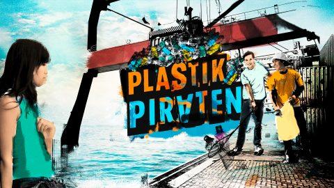 "Bei dem Projekt ""Plastikpiraten"" erforschen Schulklassen und Jugendgruppen den Plastikmüll an deutschen Flüssen. Grafik: BMBF"