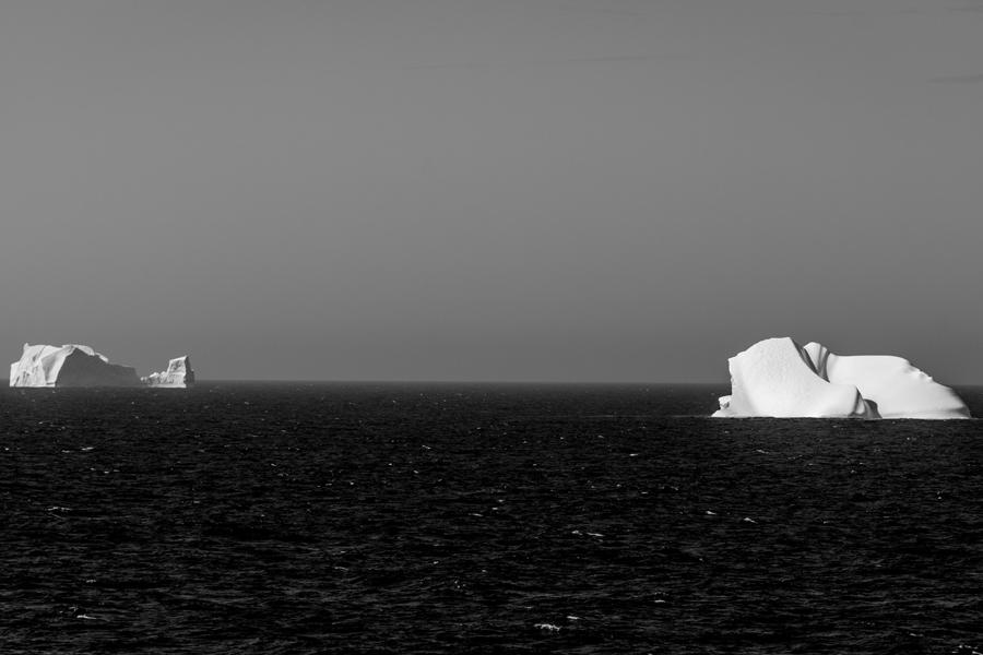 Eisberge, Foto: Felix Groß
