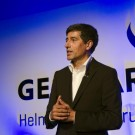 Ranga Yogeshwar gewann den Meerespreis 2013. Die große Verleihung fand im Mai am GEOMAR in Kiel statt. (Foto: J. Steffen, GEOMAR)