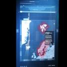 ...und zeigt Tsunami-Simlumationen vor Norwegen. Fotos: B. König, GEOMAR