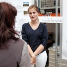 Um die Beurteilung von Climate Engineering ging es in einem Projekt der Kieler Gelehrtenschule. Foto: Jan Steffen, GEOMAR