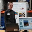 Im Freitagsforscherclub des GEOMAR hat Philipp Kloth ein Computermodell entwickelt, das das Verhalten von Krebsen im Ostpazifik simuliert. Foto: Jan Steffen, GEOMAR