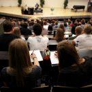 Über 400 interiesserte SchülerInnen am Ozeantag im Kieler Audimax