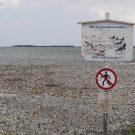 Gesperrte Sandbank, Laboe