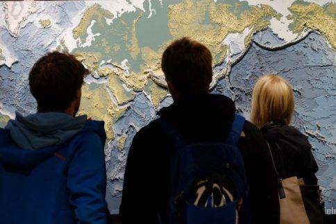 Einblicke in die Landschaften am Meeresboden. Foto: Jan Steffen, GEOMAR