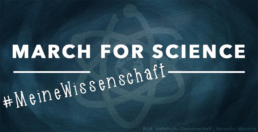 Aktion #MeineWissenschaft der Helmholtz-Gemeinschaft. Bild: Veronika Mischitz/Helmholtz-Gemeinschaft