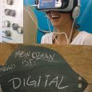 Mein Ozean ist digital... Foto: M. Klischies