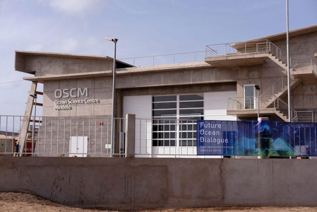 Nimmt seinen Betrieb auf: Das OSCM. Foto: Jan Steffen/GEOMAR