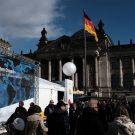 Bürgerfest zum Tag der deutschen Einheit 2018 in Berin.