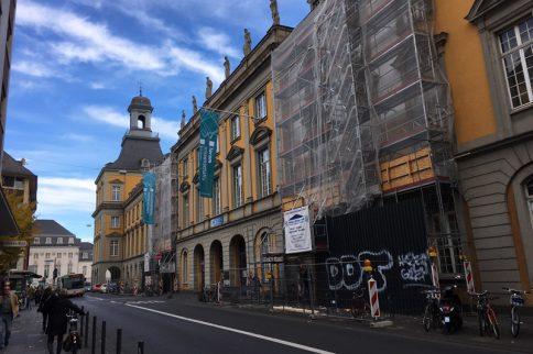 Veranstaltungsort für das #FWK18: Das Hauptgebäude der Universität Bonn. Foto: Jan Steffen