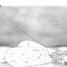 Der Epibenthosschlitten (EBS) am Meeresgrund / The Epibenthic Sledge (EBS) at the bottom of the sea. ©Nele Heitland
